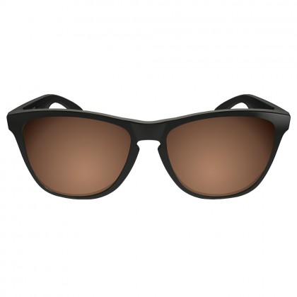 Polarized Replacement Lenses for Oakley Frogskins - Earth Brown