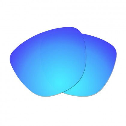 Polarized Replacement Lenses for Oakley Frogskins - Ice Blue