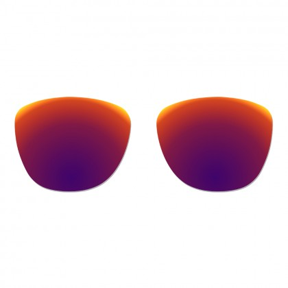 Polarized Replacement Lenses for Oakley Frogskins - Midnight