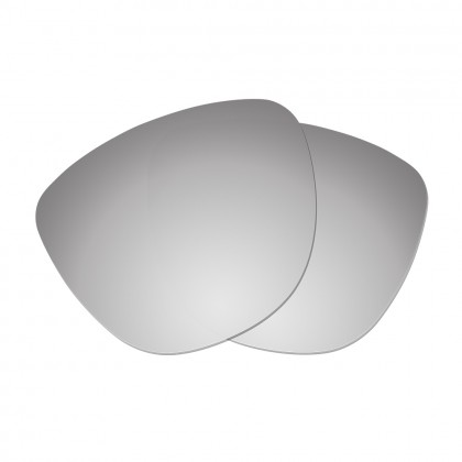 Polarized Replacement Lenses for Oakley Frogskins - Titanium