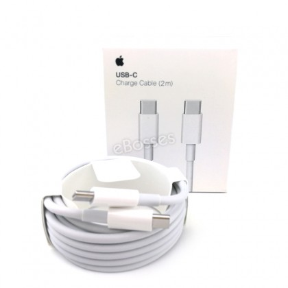 MacBook Pro Air 87W Power Adapter Compatible with Apple USB C Charger 15 13 inch Include Charge Cable(2M)