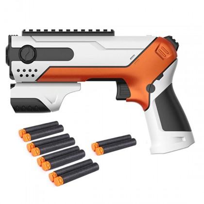 TSOL Blaster Toy Foam Dart Soft Bullets Gun - 10 Foam Dart