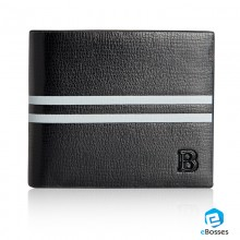 Korean Baellerry Men's PU Quality Wallet