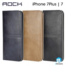 New ROCK Apple iPhone7 Leather Case Wallet
