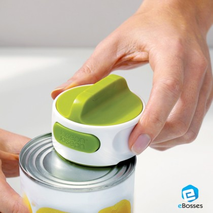 Joseph Joseph Can-Do Compact Can Opener Easy Twist Release Portable Space-Saving Manual