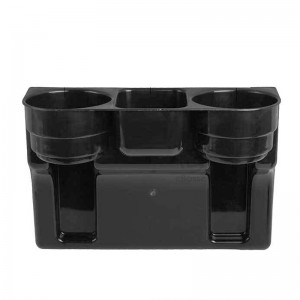 [READY STOCK] Portable Car Seat Crevice Cup Holder And Storage Space For Phones