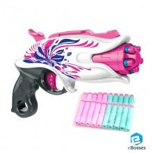 Pink Crush Blaster EVA Bullet Gun