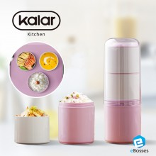 Kalar Japanese-style Creative Portable Lunch Boxes Multilayer Crates Lunch Box Microwave