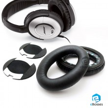 New Headphone Replacement Ear Pad Cushion for BOSE Quiet Comfort QC 2 & 15