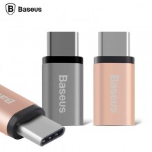 Baseus Micro USB To Type-C Adapter Cable For HuaweiP9/P9 Plus / LG G5