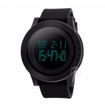 New SKMEI 1142 LED Digital Alarm Chronograph Waterproof Men Sport Watch