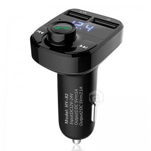 Korea Bluetooth Car Kit MP3 Player Bluetooth Speakerphone Dual USB Charger for Smartphone