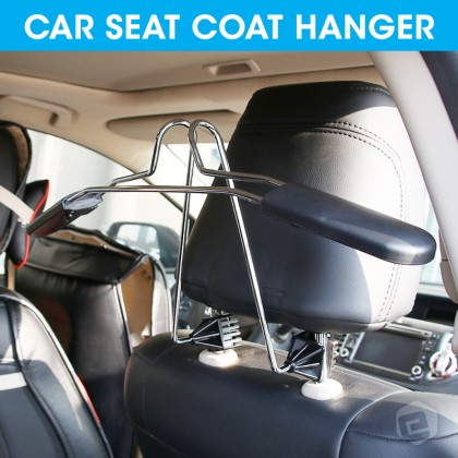 Car Seat Headrest Coat Clothes Jackets Suits Shirts Hanger Hook Holder