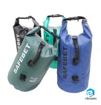 High Quality SAFEBET 2.0 Waterproof Quest Dry Bag Sack Backpack 25L