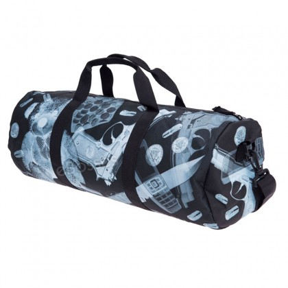 Men Women X-Ray Duffle Bag Gym Yoga Travel Holiday Hand Luggage