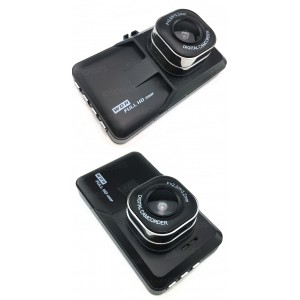 170° Full HD 1080p FH06 Dual lens Novatek Car DVR Camera Video Recorder Dash Cam & Rear View Camera