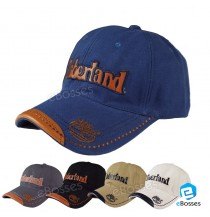 Timberland Mens and Womens Canvas Baseball Cap Hat