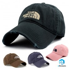 The North Face Mens and Womens Canvas Baseball Cap Hat