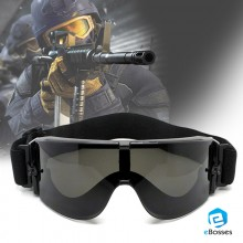Military Airsoft Tactical Goggles Anti-Shock Army Paintball Sunglasses Glasses