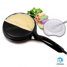 Electric Crepe Maker Multifunctional Baking Pan Chinese Spring Roll Machine