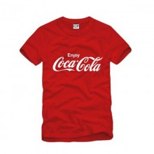 Coca Cola Classic Coke Men Women Kid Red T-shirt