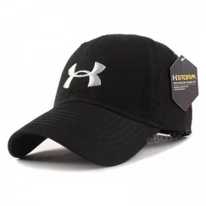 UnderAmour Mens and Womens Canvas Baseball Cap Hat