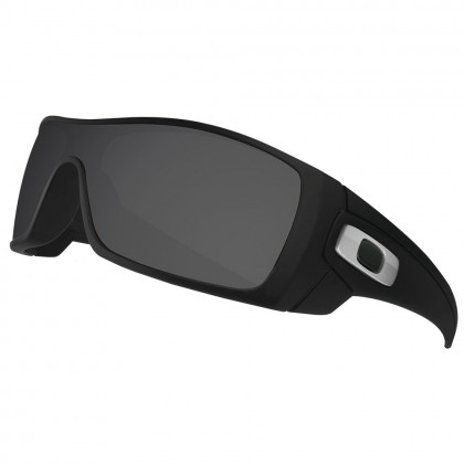eBosses Polarized Replacement Lenses for Oakley Batwolf - Black