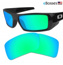 eBosses Polarized Replacement Lenses for Oakley Gascan - Emarald Green