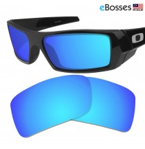 eBosses Polarized Replacement Lenses for Oakley Gascan - Ice Blue