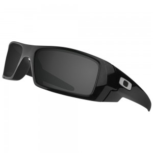 eBosses Polarized Replacement Lenses for Oakley Gascan - Solid Black