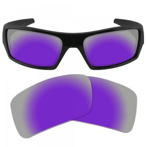 eBosses Polarized Replacement Lenses for Oakley Gascan - Violet Purple