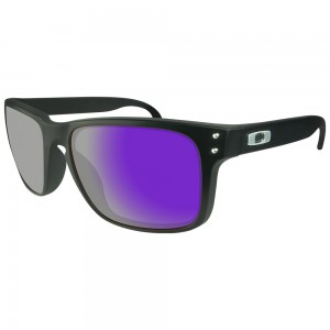 eBosses Polarized Replacement Lenses for Oakley Holbrook - Violet Purple