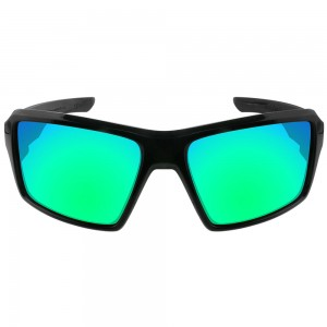 eBosses Polarized Replacement Lenses for Oakley Eyepatch 2 - Emarald Green