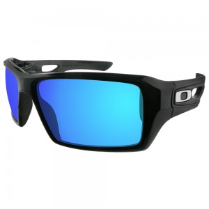 eBosses Polarized Replacement Lenses for Oakley Eyepatch 2 - Ice Blue
