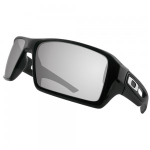 eBosses Polarized Replacement Lenses for Oakley Eyepatch 2 - Titanium