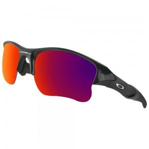 eBosses Polarized Replacement Lenses for Oakley Flak Jacket XLJ - Midnight