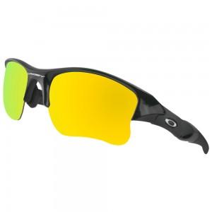 eBosses Polarized Replacement Lenses for Oakley Flak Jacket XLJ - Gold Green