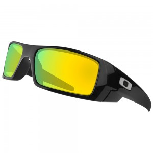 eBosses Polarized Replacement Lenses for Oakley Gascan - Gold Green