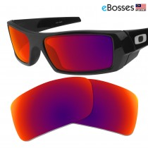 eBosses Polarized Replacement Lenses for Oakley Gascan - Midnight