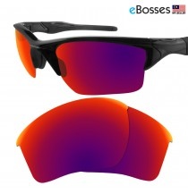 eBosses Polarized Replacement Lenses for Oakley Half Jacket 2.0 XL - Midnight