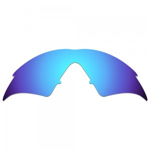 eBosses Polarized Replacement Lenses for Oakley M Frame Sweep - Ice Blue