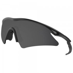 eBosses Polarized Replacement Lenses for Oakley M Frame Sweep - Solid Black