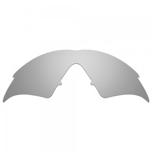 eBosses Polarized Replacement Lenses for Oakley M Frame Sweep - Titanium