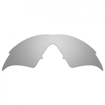 eBosses Polarized Replacement Lenses for Oakley M Frame Sweep - Titanium
