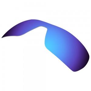 eBosses Polarized Replacement Lenses for Oakley Offshoot - Dark Blue