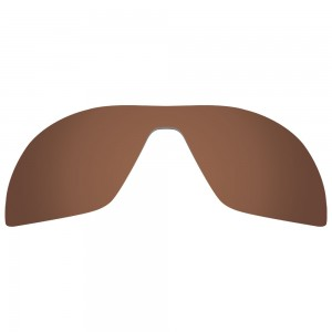 eBosses Polarized Replacement Lenses for Oakley Offshoot - Earth Brown