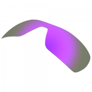 eBosses Polarized Replacement Lenses for Oakley Offshoot - Violet Purple