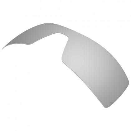 eBosses Polarized Replacement Lenses for Oakley Oil Rig Sunglasses - Titanium