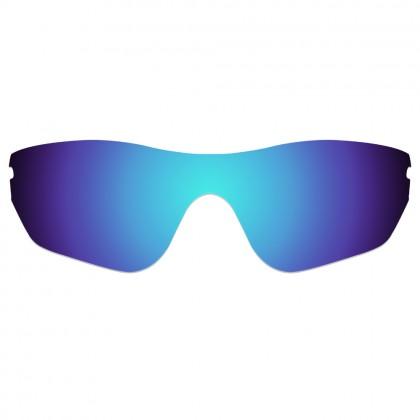 eBosses Polarized Replacement Lenses for Oakley Radar Edge Sunglasses - Ice Blue