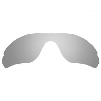eBosses Polarized Replacement Lenses for Oakley Radar Edge Sunglasses - Titanium